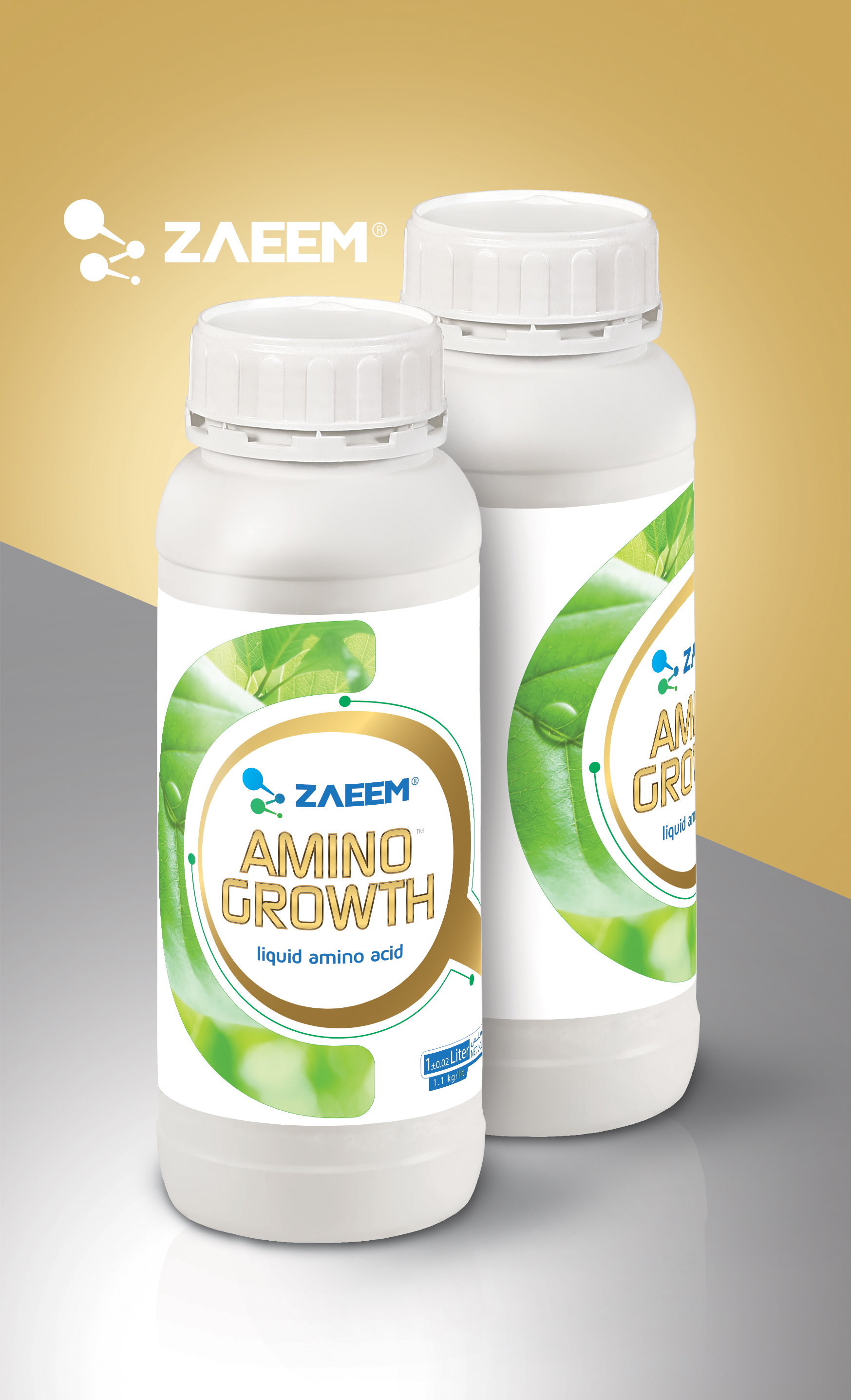 AMINO.GROWTH (آمینو.گِروس)