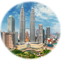 تور تفریحی - علمی مالزی 95